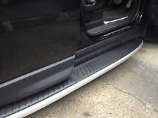 RANGE ROVER SPORT EASY FIT SIDE STEPS SIDE BARS OEM STYLE AND MUDFLAPS - RSSMUD