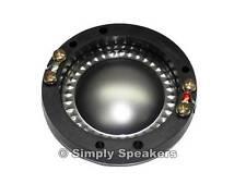 SS Audio Diaphragm for JBL SR4725 SR4735 VS2110 8 Ohm Horn Driver Repair Part