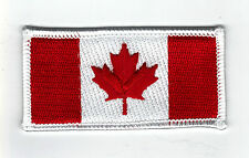 Flag of Canada - 5 Embroidered Patches