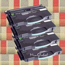 4PK For Lexmark E120 BLACK TONER Cartridge 120E120N 12035SA 12015SA