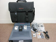 PROXIMA DESKTOP PROJECTOR 2800 WITH CASE CABLE ACCESSORIES AND REMOTE