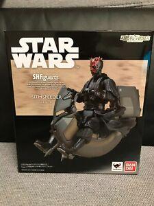 Star Wars SH Figuarts - Darth Maul Sith Speeder ep1 - BANDAI