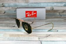 RAY BAN RB3030 L0216 Outdoorsman Arista Crystal Green 58 mm Men's Sunglasses