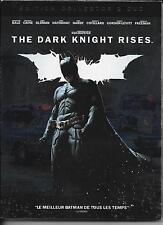 2 DVD ZONE 2 DIGIPACK COLLECTOR--BATMAN - THE DARK KNIGHT RISES--BALE/COTILLARD