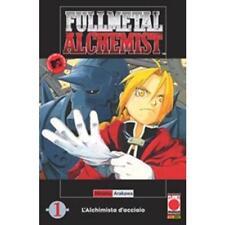FULLMETAL ALCHEMIST 1 RISTAMPA - PLANET MANGA PANINI ITALIANO - NUOVO