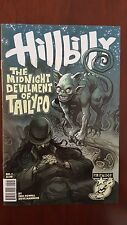 HILLBILLY #5 ERIC POWELL - ALBATROSS  NM/M CONDITION! UNOPENED AND UNREAD!!