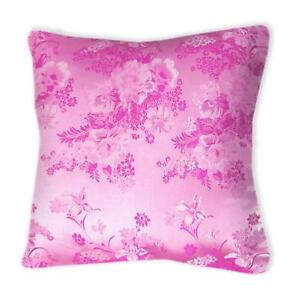 Pillow Cover*Chinese Rayon Brocade Throw Seat Pad Cushion Case Custom Size*BL12
