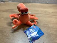 Disney Finding Dory Hank Plush Soft Toy 6 Inch Nemo Octopus Collectable NEW