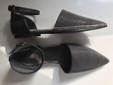 NWOB Auth Brunello Cucinelli Monili Pointy Ankle Strap Pumps Shoes Sz 40 US 10