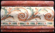 12 pz Listello Aurelia Rosso 12x20 cm rivestimento bagno cucina decoro ceramica