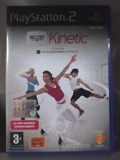 EYE TOY KINETIC Playstation 2 ( PS2 )  Usato