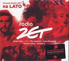 Muzyka Radia Zet na lato 2017 Tiesto Sia Polish 2CD RADIO ZET
