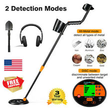 Lcd Pinpoint Metal Detector High Sensitivity outdoor Metal Detector Gold Digger