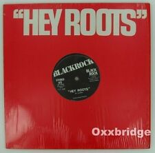 "BLACKROCK Acid Afro Funk Disco HEY ROOTS Rare ORIGINAL Vinyl 12"" Single 1977"