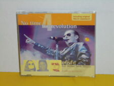 MAXI CD - MISFIT - NO TIME TO REVOLUTION ( A TRIBUTE TO FALCO )
