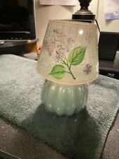 Home Interior Contempo Candle And Candle Shade Nwot