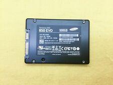 MZ-75E500 Samsung 850 EVO 500GB Internal SATA 2.5 SSD