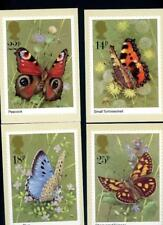 Great Britain 1981 Royal Mail Butterfly Postcards