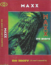 Maxx No More (I Can't Stand It) CASSETTE SINGLE Pulse-8  CALOSE 66 Euro House