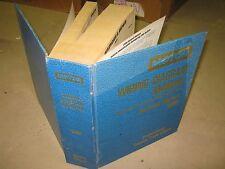 1990 Motor Wiring Diagram Manual General Motors book AC Heater Vacuum Circuits
