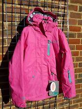 bd5384e1f304 Female ski jacket. Surfanic. Ashima. Pink. Size 10