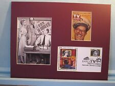 The Phil Silvers Show - Sgt. Bilko  & First Day Cover