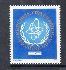 Austria Gomma integra, non linguellato 1977 SG1785 20TH ANV di INT ATOMIC Energy Agency