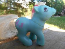 mon petit poney my little pony HASBRO G1 BABY FIFI 1987 VINTAGE