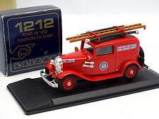 Eligor 1/43 - Ford V8 1932  Pompiers Miami