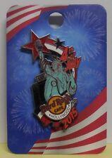 Hard Rock Cafe Pin July 4th Liberty (clone) Hollywood on Hollywood Blvd CA Pin