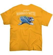 Gill McFinns Funny Bunny Cartoon Myth Gift Womens or Mens Crewneck T Shirt Tee