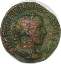 S4073 Sesterce Gordianus III 238-244 Pius Rome 242 PM TRP VII COS II PP