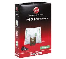 4 sacs aspirateur H71 HOOVER purehepa  freespace evo 35601069