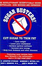 Sugar Busters!: Cut Sugar to Trim Fat by H. Leighton Steward (1998, Book)