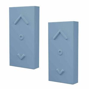 2 x Osram Smart+ Zigbee Lichtschalter Mini Blau Dimmer & Fernbedienung > UVP 49€