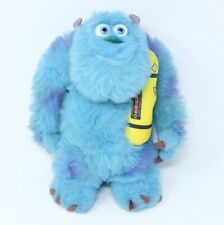 Vintage Disney Pixar Talking Sully Plush Toy Soft Plushie Monsters Inc 2000