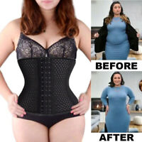 Waist Trainer Body Shaper Women Shapewear Tummy Control Slimmer Corset Plus Size