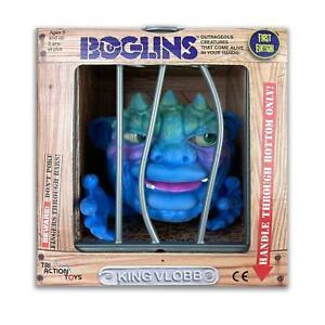 Boglins 8-Inch Foam Monster Puppet   King Vlobb