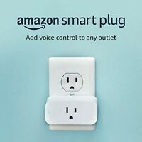 Amazon Smart Plug, WIFI power outlet, Works with all Alexa devices