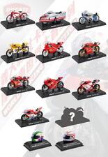 7-11 13 PCS New 2015 Taiwan Exclusive Ducati 1:24 Die Cast Model Motorcycle SET