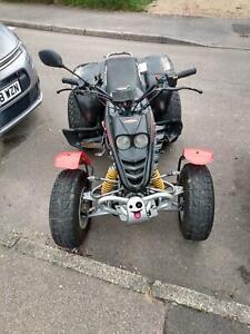 Quadzilla SMC ram stinger 250cc road legal quad bike