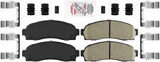 Disc Brake Pad Set-4WD Front Autopartsource PTC833