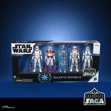 Star Wars Celebrate Saga Galactic Republic Action Figures PRE-ORDER