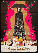 "BELLADONNA OF SADNESS 1973 20x28"" A Japanese/English Anime poster Filmartgallery"