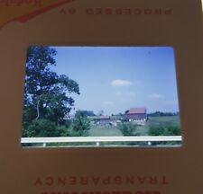 Vintage kodachrome photo slides 1966 misc farm bridge etc