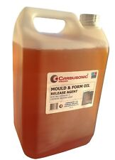Mould release oil Chemical releasing agent for concrete 1lt