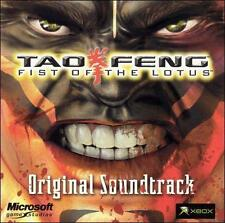 Tao Feng-Fist of the Lotus: Xbox by Original Soundtrack (CD, Aug-2003, Sumthing