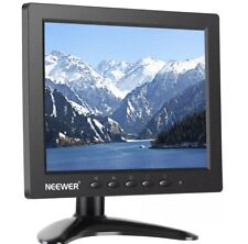 Neewer NW801H 8 inches Monitor with 4:3 TFT-LCD Screen 1024x768 Resolution