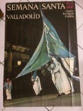 affiche  - SEMANA SANTA VALLADOLID - ESPAGNE 1968 -   af200
