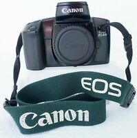 Canon EOS ELAN 35mm Film EF Lens Mount SLR Camera Body PARTS!
